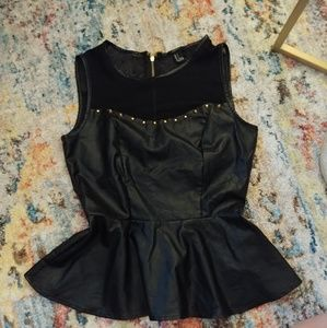 Tops - Forever 21 preplum top. Worn once.